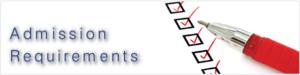 admission-requirement