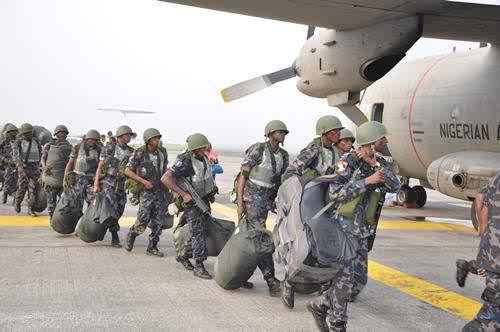 Image result for nigerian airforce