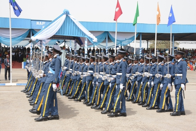 Nigerian Air Force Successful Candidate for Training 2020