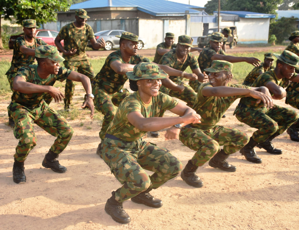 Nigerian Air Force Recruitment Exercise Shortlisted