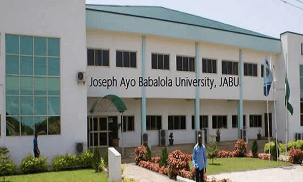 JABU Postgraduate Admission Form