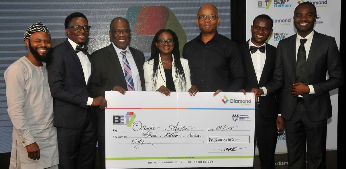 Diamond Bank Building Entrepreneurs Today 2020 Application - 2020 Portal Updates