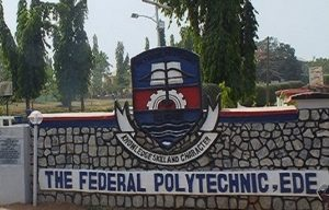 Federal Poly Ede ND & Remedial Admission Form