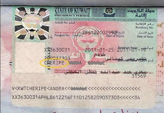 Kuwait Visa Application Guide and Requirement