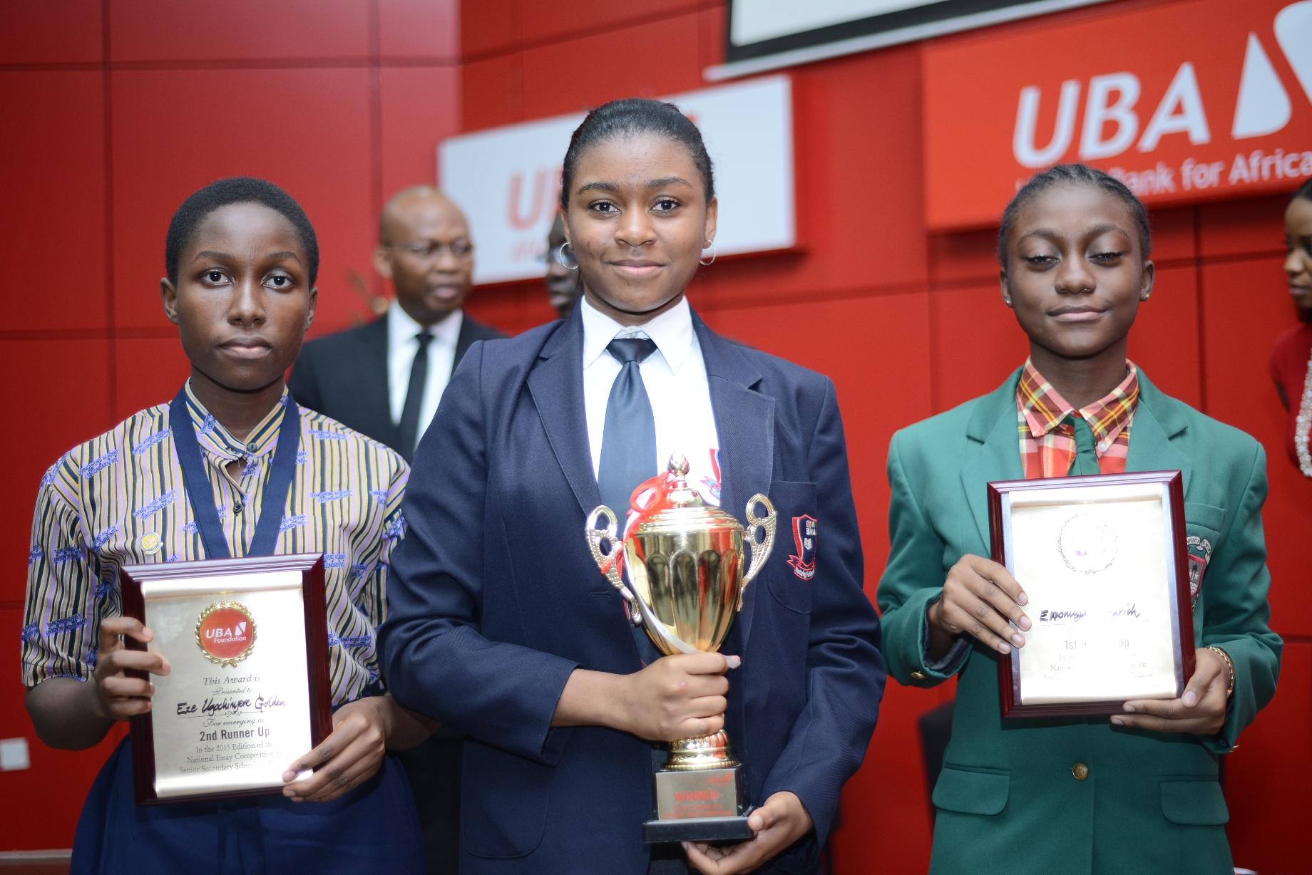UBA Essay Competition 2020 International Essay Competition Updates