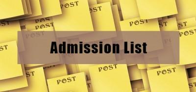 ANSU (COOU) Admission List 2021
