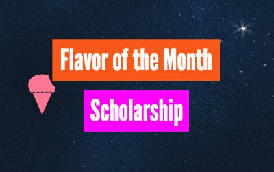 Borsa di studio Flavor of the Month 2020 e come candidarsi online | Ultimi aggiornamenti