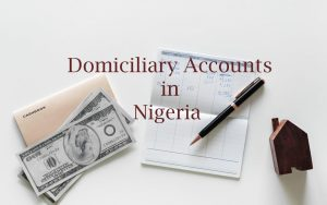 Domiciliary Account in Nigeria