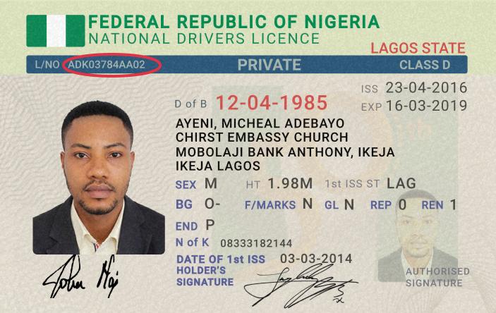 Einfache Anleitung zum Erwerb des Führerscheins in Nigeria - Eine umfassende Anleitung