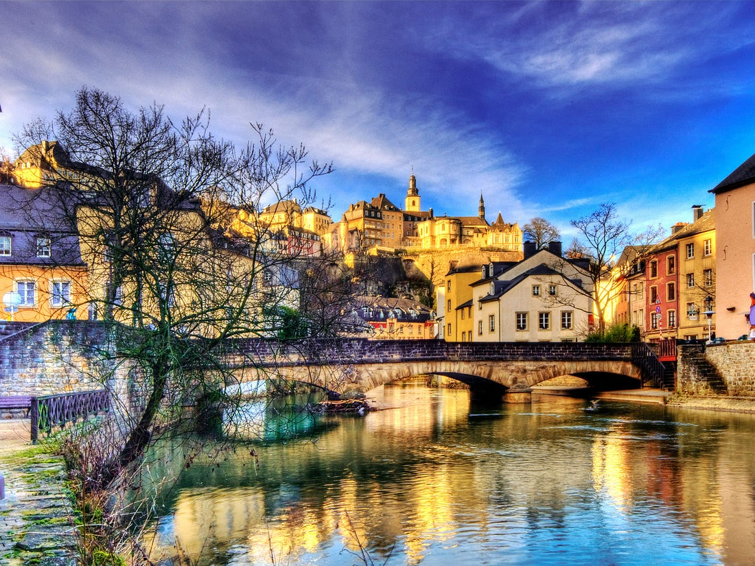 Luxembourg Visa Application Form: Application Guide and Requirement