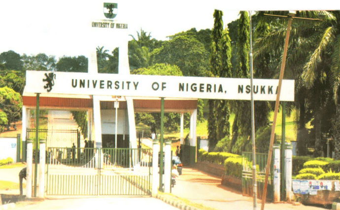 How to Apply for Admission in University of Nigeria, Nsukka