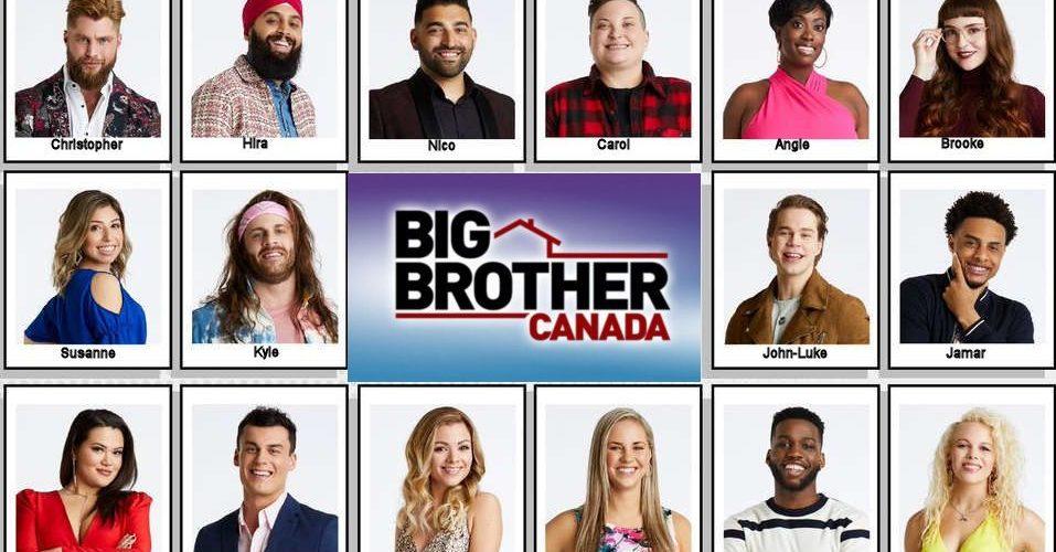 أفضل 20 برنامج تلفزيوني للواقع في كندا