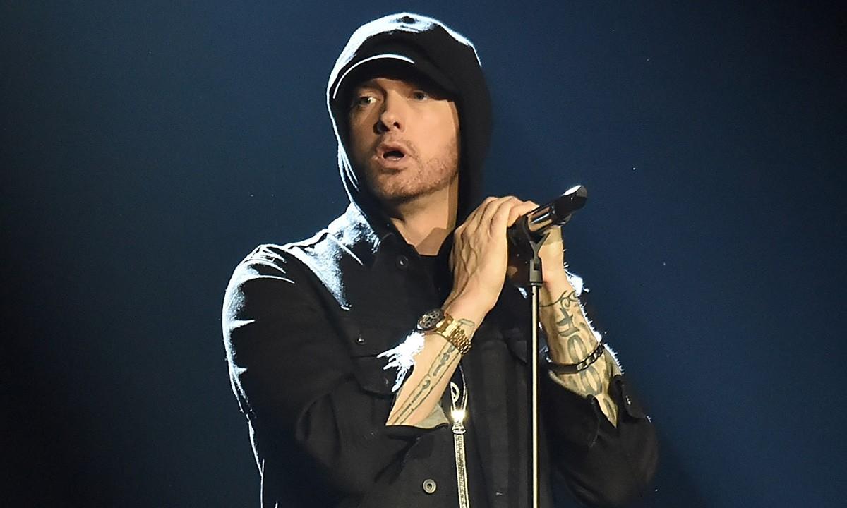 Eminem Wikipedia Net Worth 2020, Instagram, Facebook en Twitter