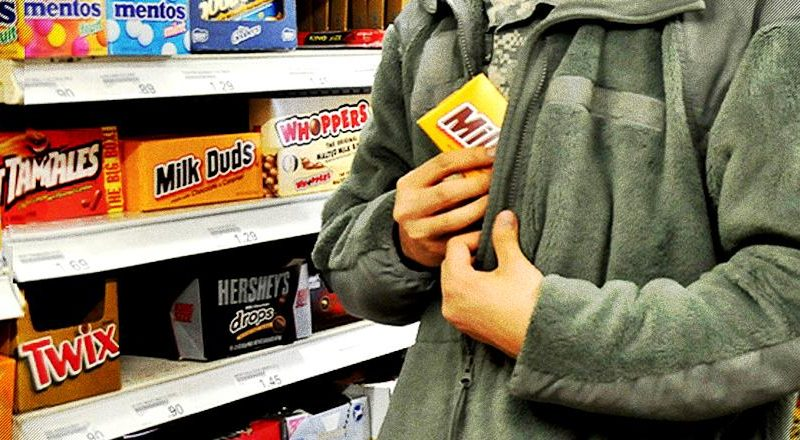 Top 10 Major Consequences ofShoplifting