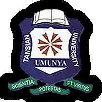 Corsi e requisiti della Tansian University