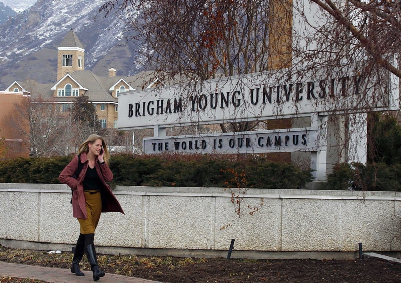 Brigham Young University Undergraduate Scholarships 2020 Updates