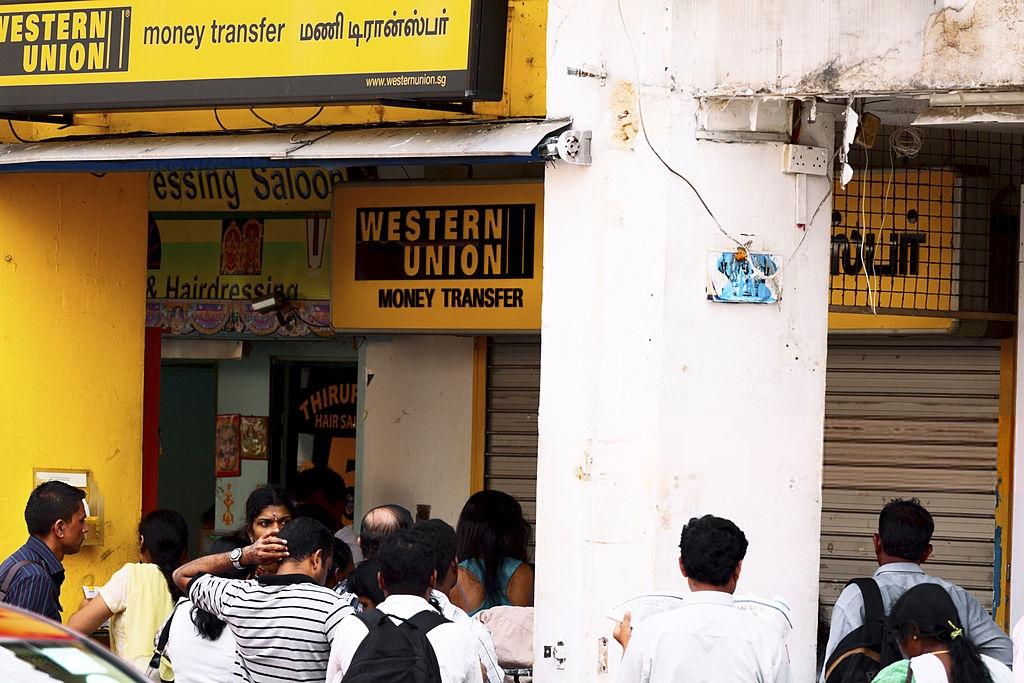 Western Union Empfänger ändern