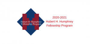 Humphrey Fellowship Program 2020/2021 Application Portal Updates
