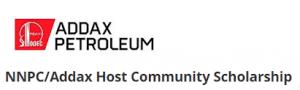 Stipendium der Addax Petroleum Host Community