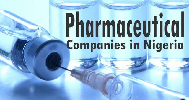 Pharmaceutical companies in Nigeria