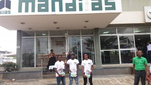 Mandilas Group Recruitment Portal 2019