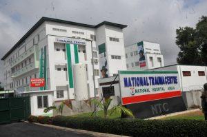 Nationale Krankenhausrekrutierung 2019