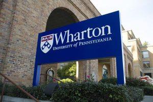 كلية وارتون للأعمال
