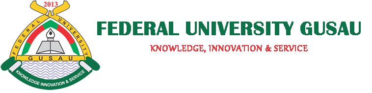 Federal University Gusau Post UTME Form