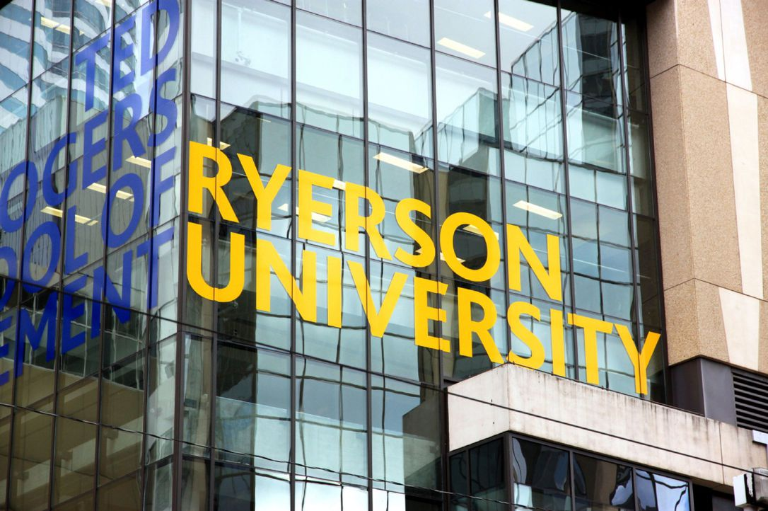 Ryerson University Rankings 2020, Acceptance Rate and Courses
