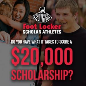 Foot Locker Scholarship