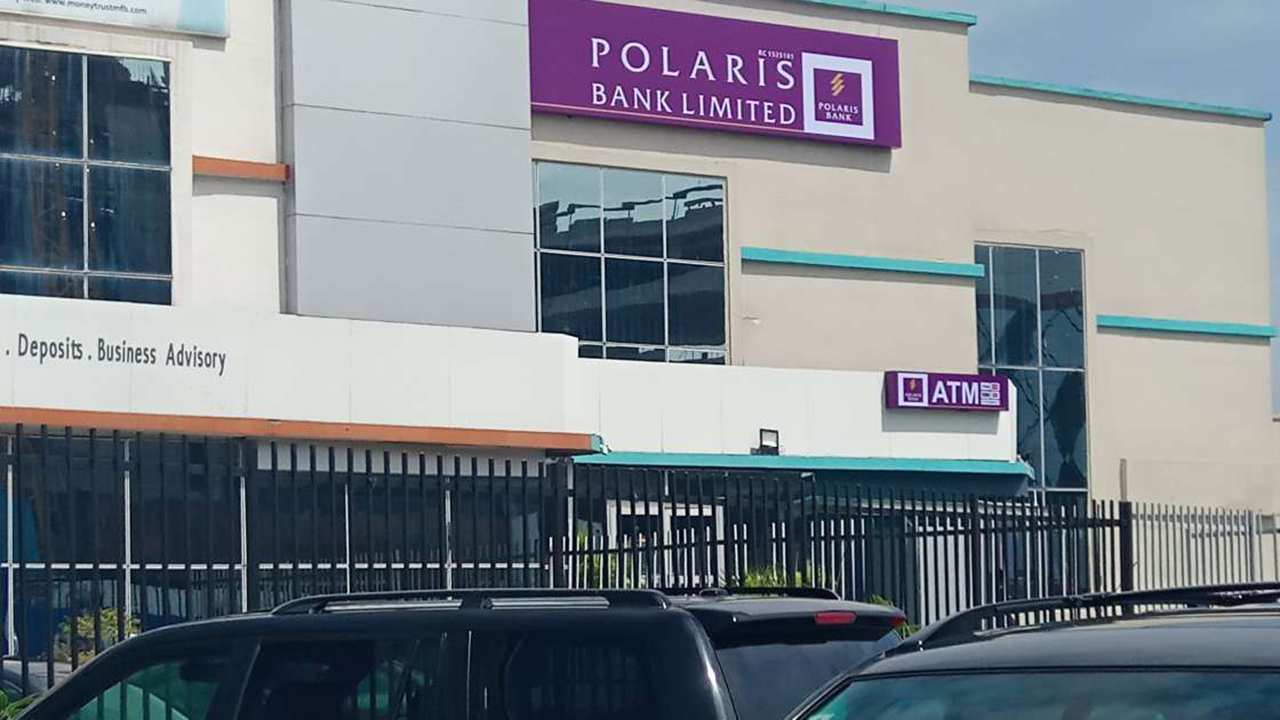 Polaris Bank Transfer Code with USSD | Graphic Guide