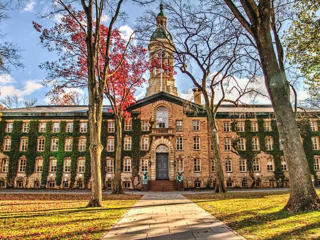 Princeton University Admission