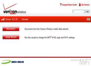 Verizon Wireless Login Portal