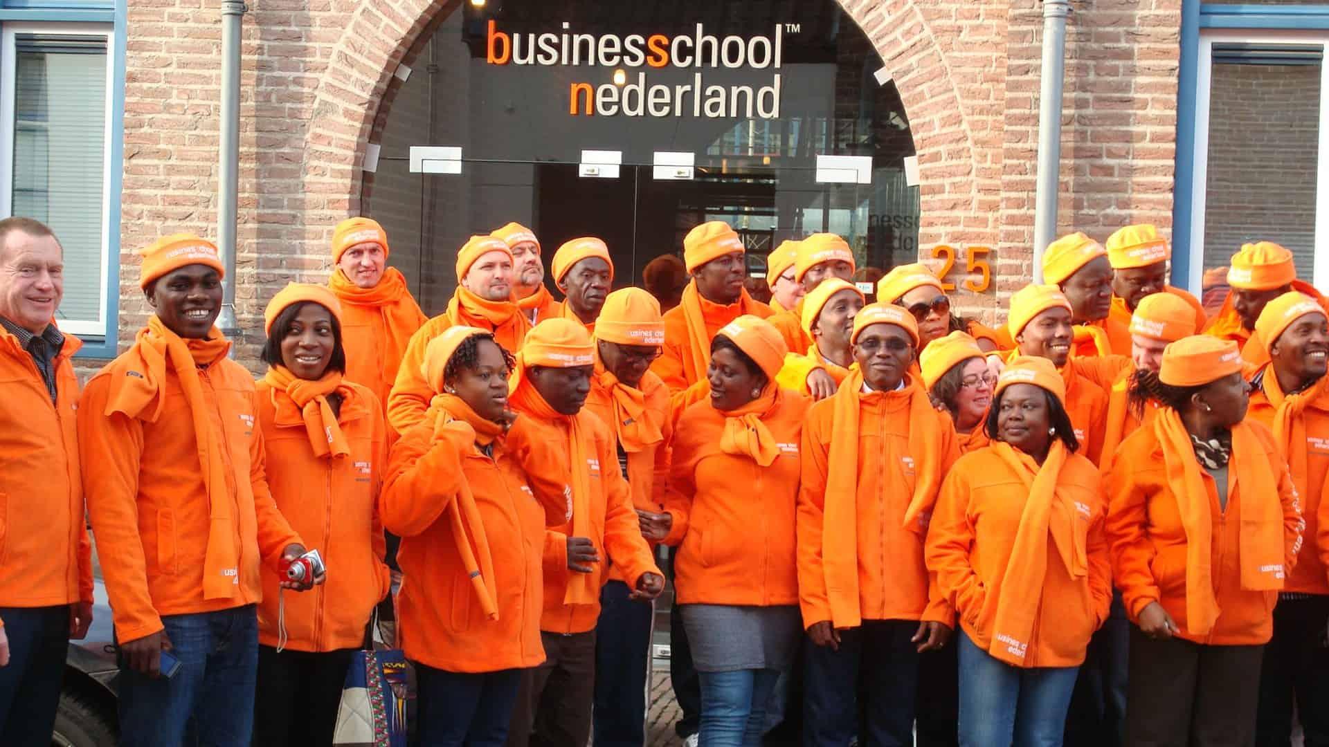 Business School Netherlands/OKP MBA Scholarship 2021