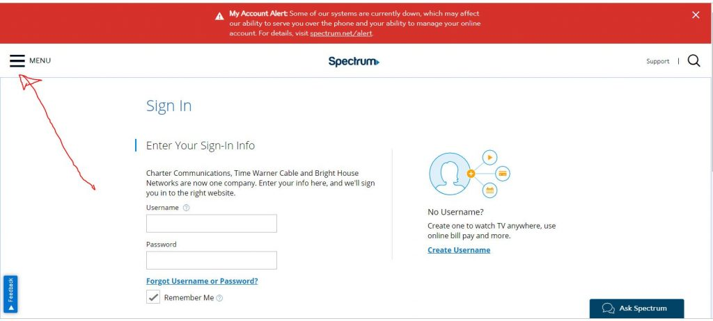 Spectrum Account Sign Up and Sign In Portal Guide 2020 - Latest Updates