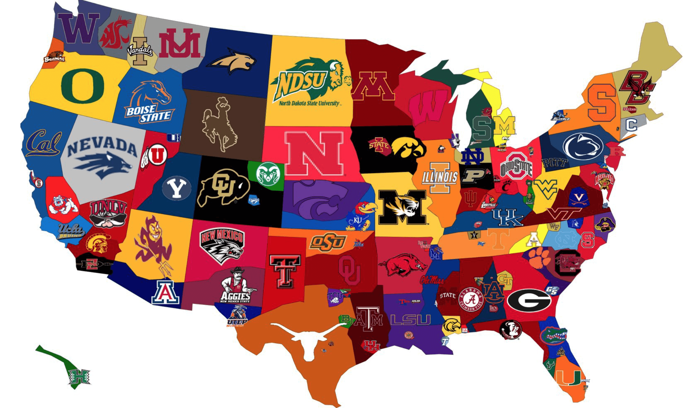 Best Accredited Colleges and Universities in the US