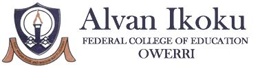 Alvan Ikoku College of EducationPost UTME Form