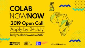 British Council ColabNowNow 2019