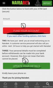Fund Your New Account