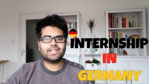 Internship in Germany