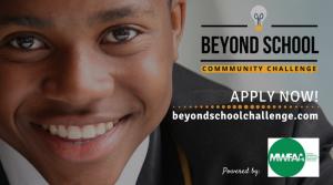 MWFAAN Beyond School Community Challenge