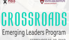 Mittal Institute, Harvard University Crossroads Emerging Leaders Program