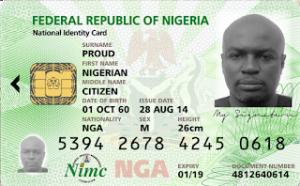 Guide et processus d'enregistrement d'une carte d'identité nationale
