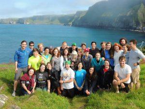 Sommerprogramme in Irland