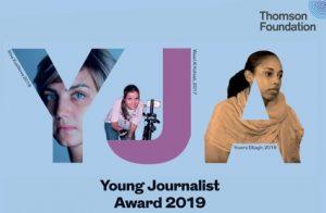Prix du jeune journaliste de la Fondation Thomson