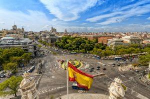 Studeer in het buitenland in Madrid