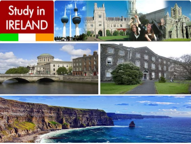 Studieren in Irland