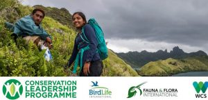 Conservation Leadership Award