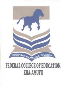 FCE Eha-Amufu Affiliated to UNN Degree Post UTME Form