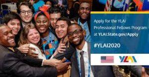 YLAI Professional Fellows 2019
